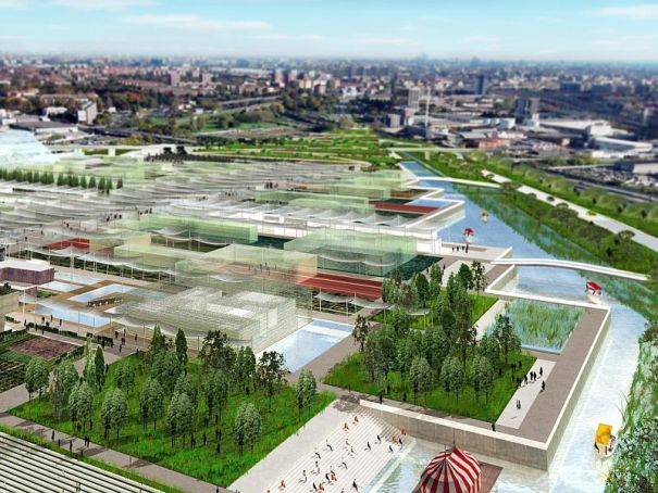 Milan proposes tax-free area on Expo grounds