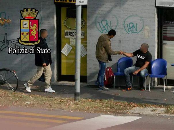 Milan police break human trafficking ring