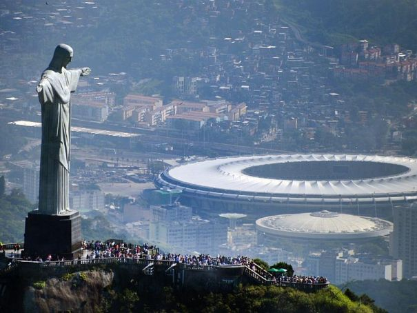 Rio Olympics free at Milan's Darsena