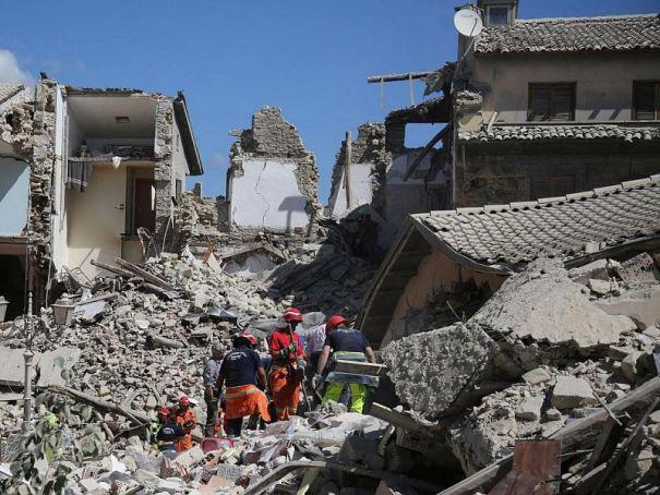 Milan organises earthquake aid