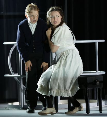 The turn of the screw at La Scala