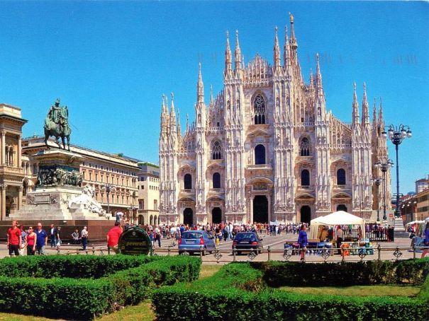 Milan seeks sponsors for Piazza del Duomo gardens