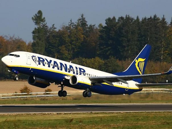 Ryanair plans new routes from Milan, Rome