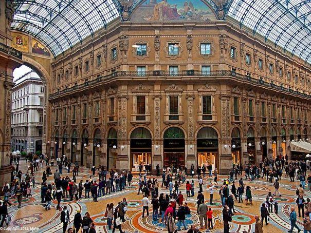 "Milan Italy's ""smartest city"""