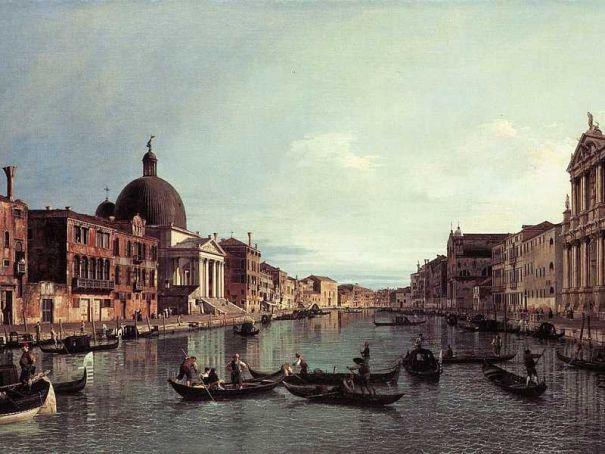 Canaletto e Bellotto exhibit in Milan