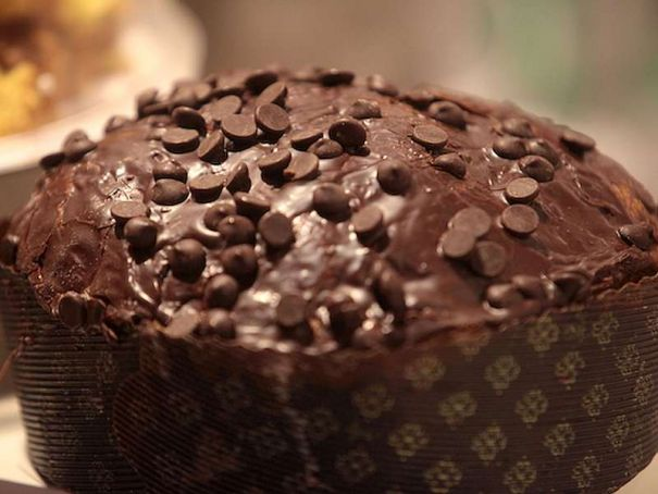 Milan crowns 'King Panettone'