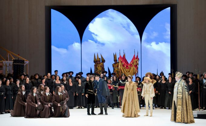 Don Carlo by Verdi
