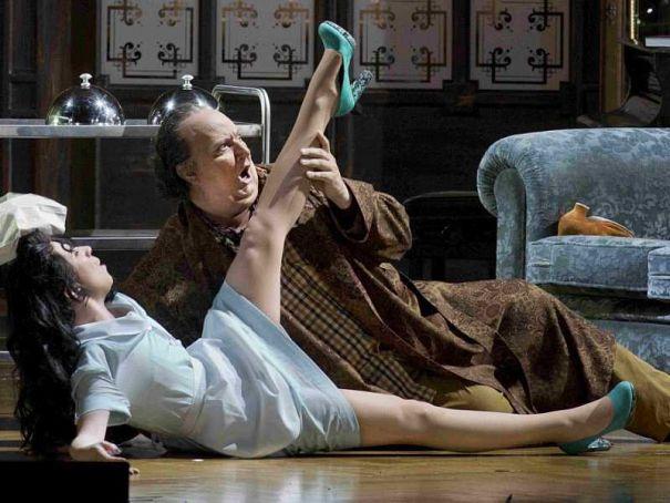 Zubin Mehta conducts Falstaff at La Scala