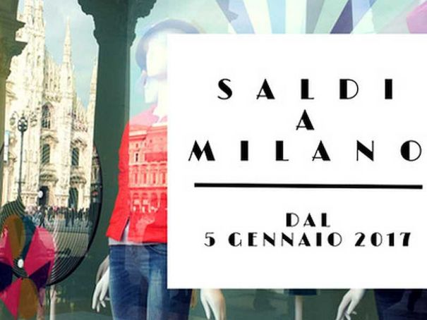 Guide to Milan sales also in English