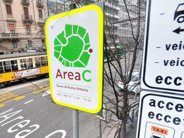 Milan updating new access rules to historic centre