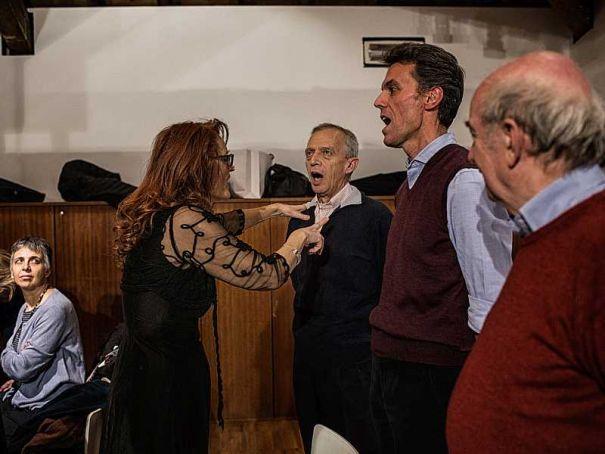 NYT reviews Milan's Choir for the Tone-Deaf