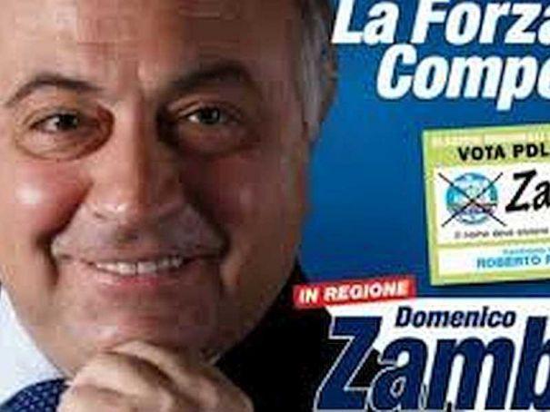 Jail for Lombardy regional councillor Zambetti