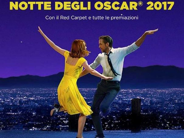 Oscars night live from LA in Milan