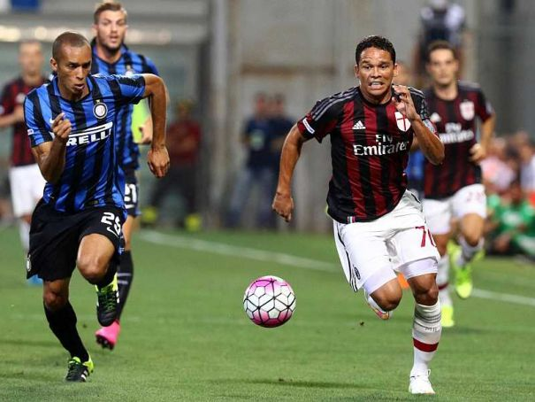 Derby della Madonnina pits Chinese-owned teams