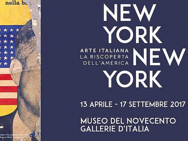 Milan exhibit by Italian artists in New York