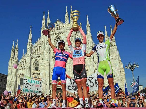 Centenary Giro d'Italia ends in Milan on 28 May