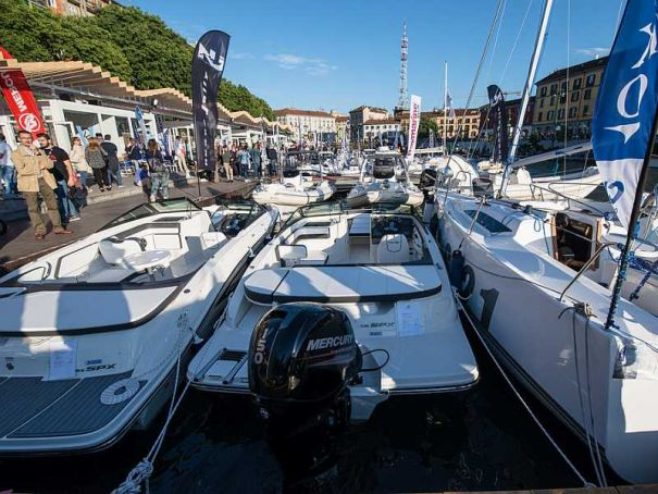 Milan's 7th NavigaMI boat show opens