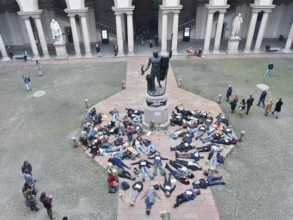 Brera's foreign students caught in tax trap