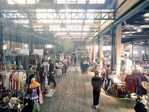East Market back in Milan