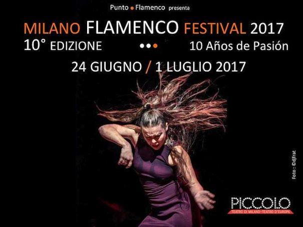 Milan hosts 10th Flamenco Festival