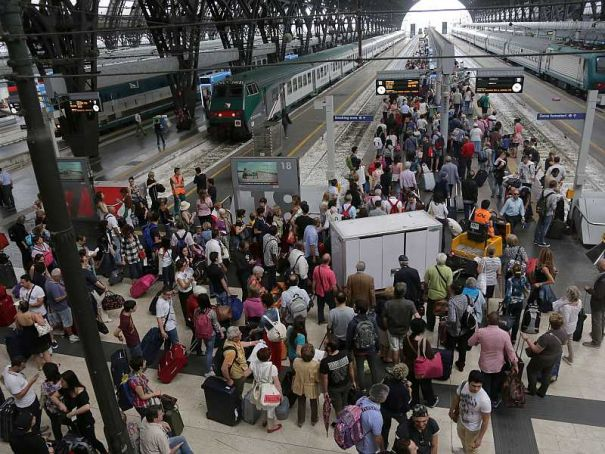 Class action wins against Milan's Trenord
