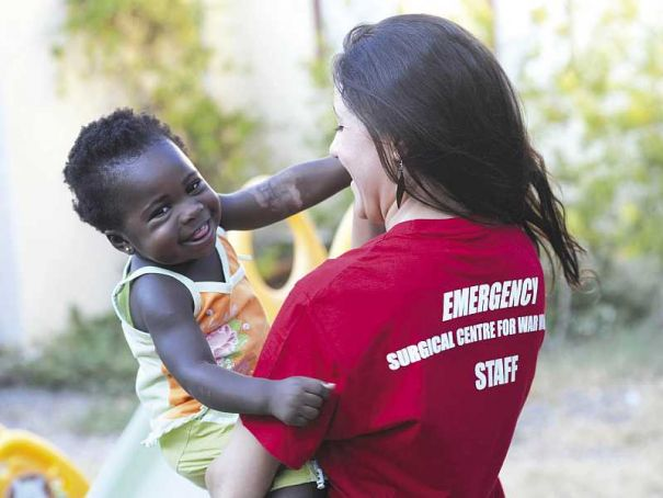Emergency opens new HQ to public