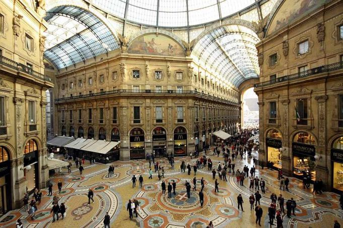 Milan marks 150th year of King Vittorio Emanuele II Gallery