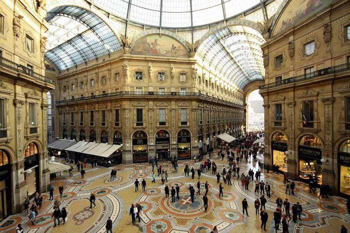Milan marks 150th year of King Vittorio Emanuele II Gallery