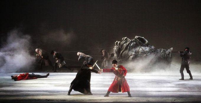 Tamerlano by Handel at La Scala