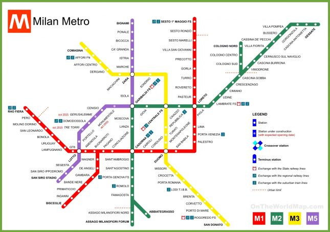A Beginner's Guide to Milan's Public Transport