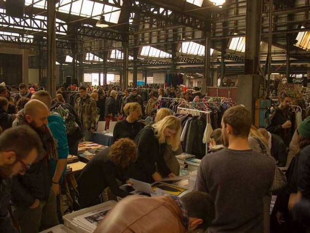 Two markets in Milan this weekend