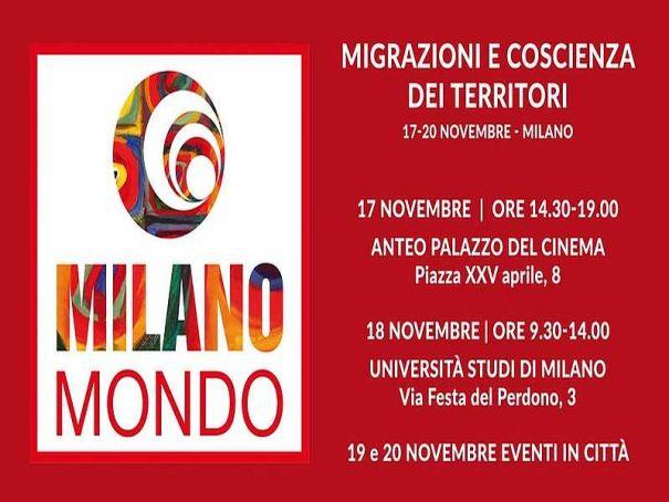 MilanoMondo – a forum on immigration