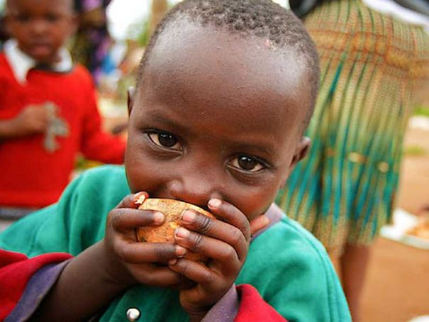 Milan: $3.4 bn. raised to combat malnutrition