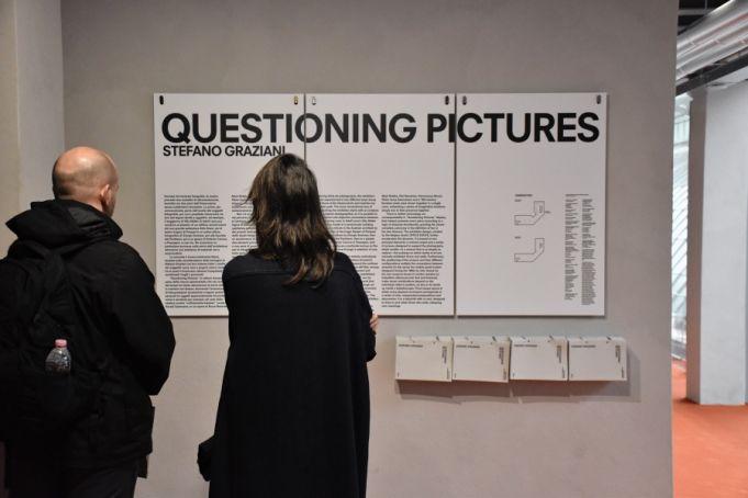 Questioning Pictures at Galleria Vittorio Emanuele II