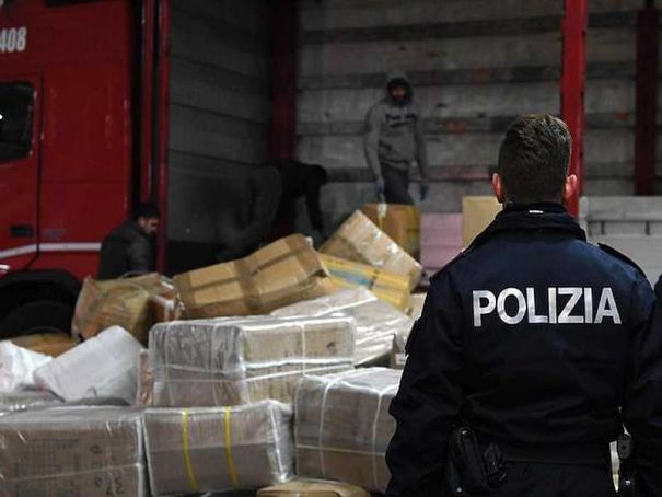 Chinese mobsters nabbed in Milan
