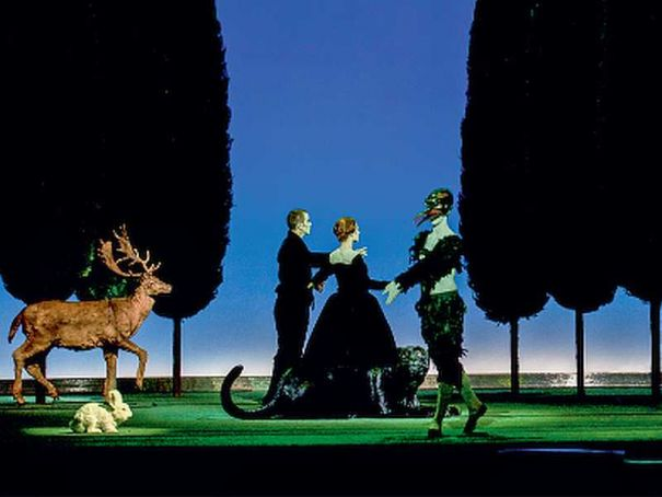 Milan's La Scala exhibits historic costumes