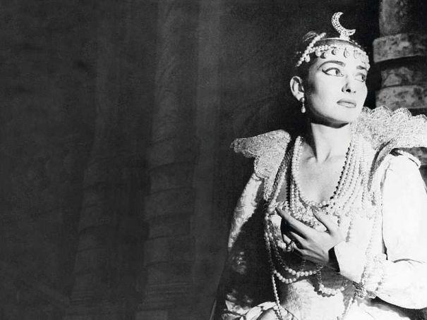Milan's La Scala presents Maria Callas website