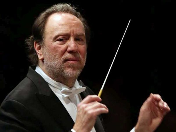 Chailly celebrates 40 years at Milan's La Scala