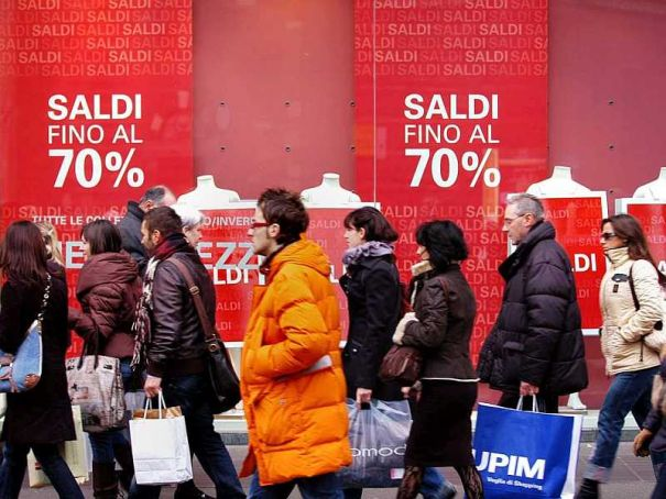 Milan, Lombardy winter sales to start 5 January