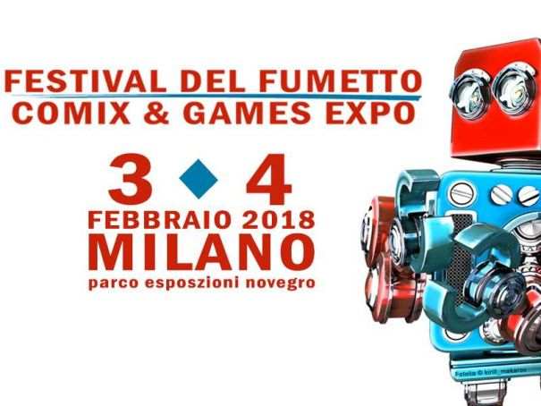 Milan hosts comics, cosplay festival