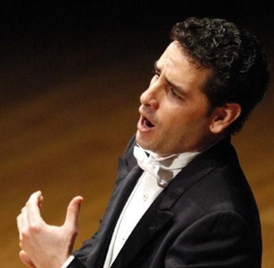 Juan Diego Florez recital at La Scala