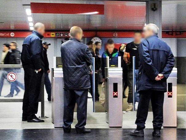 Milan deploys security personnel on public transport