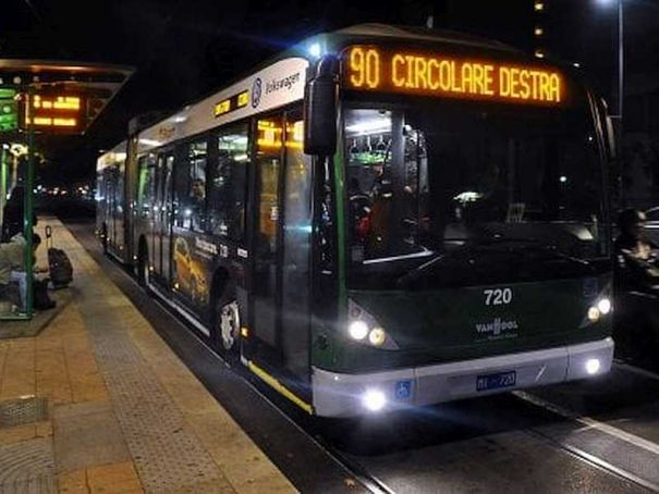 Milan gets new night bus line