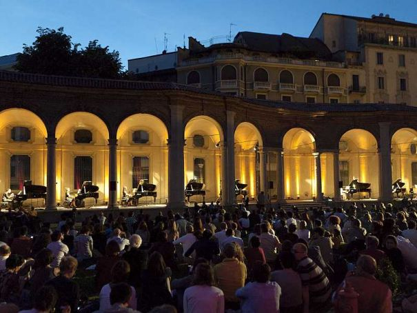 Piano City fills Milan with music