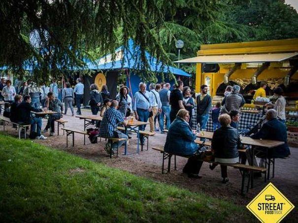 Milan hosts street-food festival