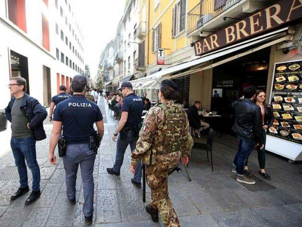 Milan to boost anti-crime patrols