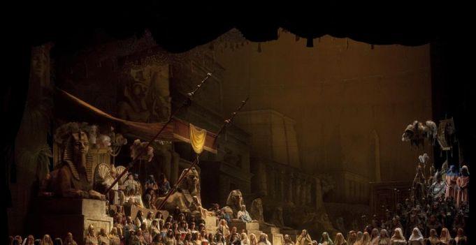 Aida at La Scala