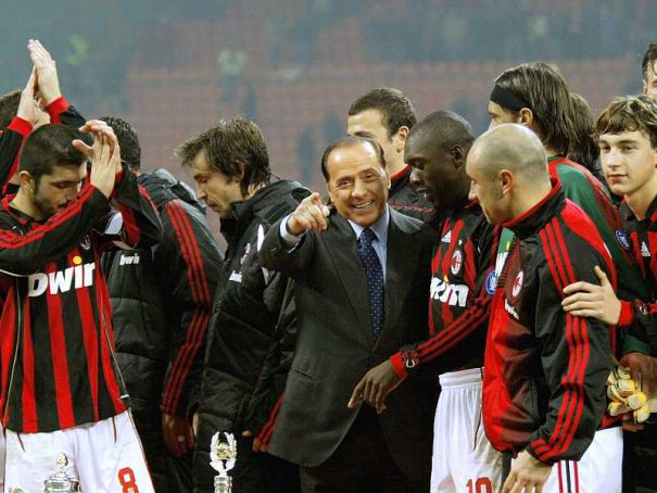 AC Milan banned from European football