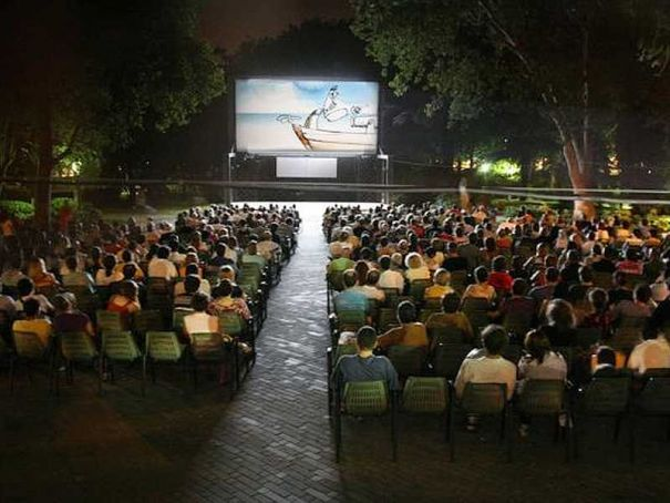 Milan's summer open-air cinema returns