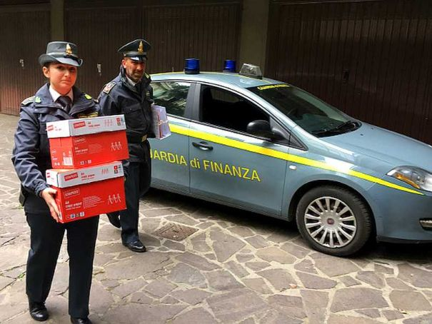 Milan cops nab almost 3,000 tax evaders